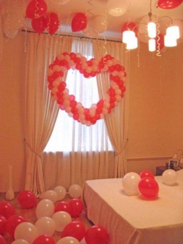Как своими руками украсить комнату невесты на свадьбу своими руками